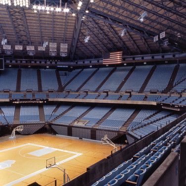 Dean E. Smith Center (UNC-Chapel Hill), Chapel Hill