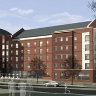 UNC Greensboro Residence Hall | Greensboro, NC