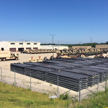 82nd Tactical Equipment Maintenance Facility | Fort Bragg, NC