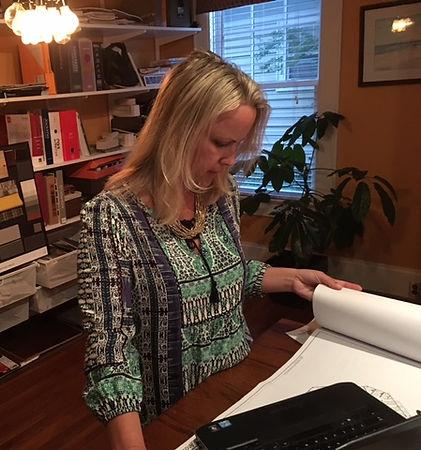 Carrie Frye, Commercial Inteior Designer