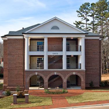 Davidson College Davis Dorm | Davidson, NC