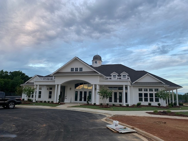 Heritage Clubhouse