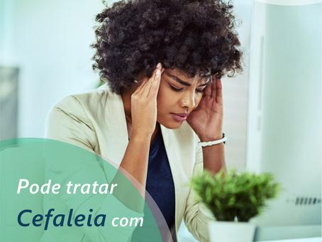 Pode tratar cefaleia com Osteopatia?
