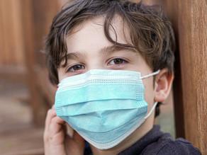 Infâncias em tempos de pandemia