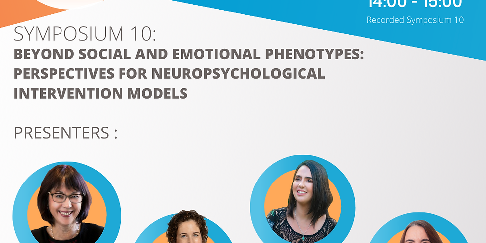 Beyond Social and Emotional Phenotypes: Perspectives for Neuropsychological Intervention Models