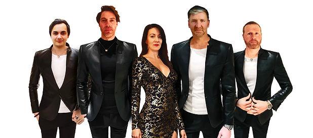Pop Gods Wedding Band Formal