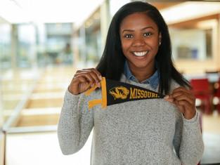 Alumni Spotlight: Ebony Francis