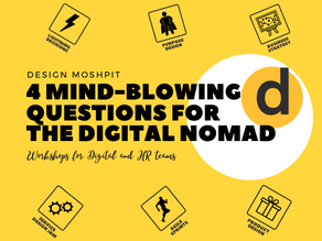 4 Mind-Blowing Questions For The Digital Nomad!!!
