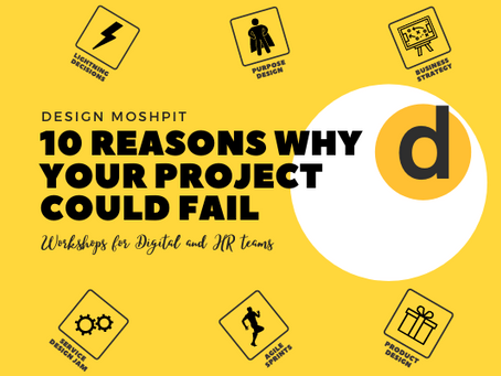 10 Reasons Why Your Project Could Fail!!!