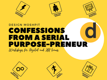 Confessions From a Serial Purpose-preneur