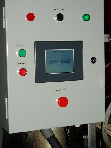 Filling system control board