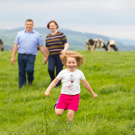 Family Farming – In a time of Covid-19, a positive new habit