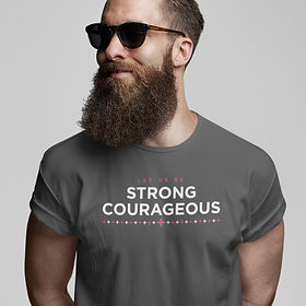 mockup-of-a-bearded-man-wearing-a-t-shir