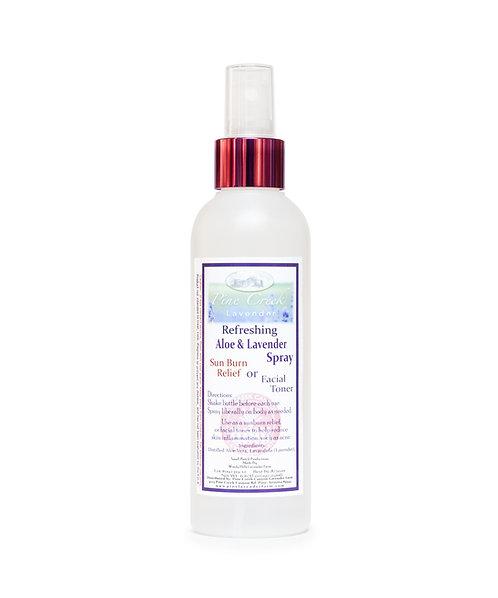 Lavender Aloe Mist