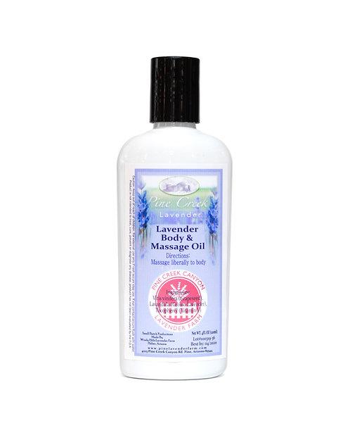 Bath/Massage Oil