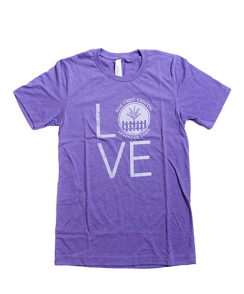 Pine Creek LOVE Shirt (Farm)