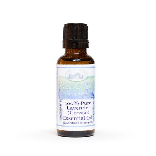 Large Lavender Essential Oil 1 oz