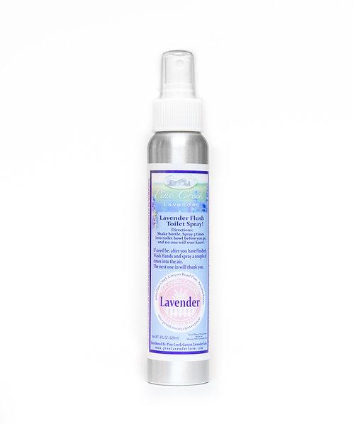 Lavender Flush Toilet Spray