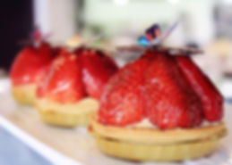 Cause who doesn't like Strawberry Tarts_