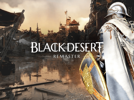 Black Desert  бесплатно в Steam