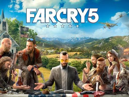FAR CRY 5 за 499 руб. (Steam)