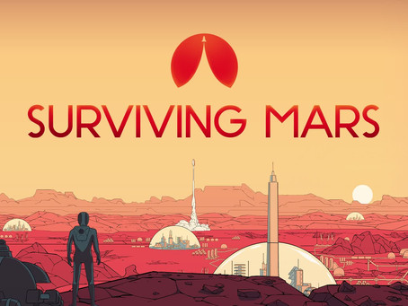 Surviving Mars бесплатно от Epic Games