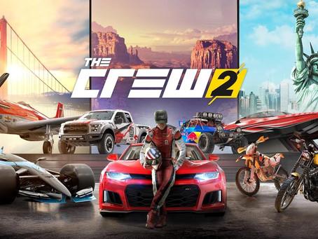 THE CREW 2 (бесплатно)