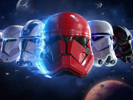 STAR WARS Battlefront II  бесплатно от Epic Games