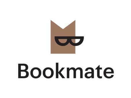 Месяц подписки Bookmate бесплатно