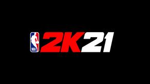 NBA 2K21 бесплатно от Epic Games