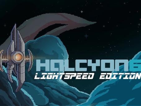 Halcyon 6: Lightspeed Edition бесплатно от Epic games