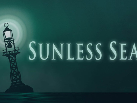 Sunless Sea бесплатно от Epic Games