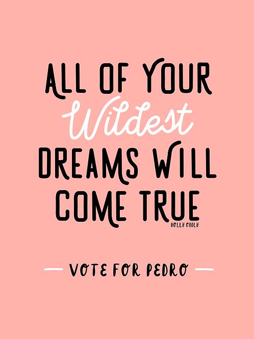 Pedro, 2020