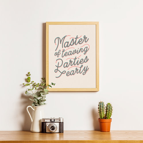 The Office Quote 8x10 Print (No Frame Included)