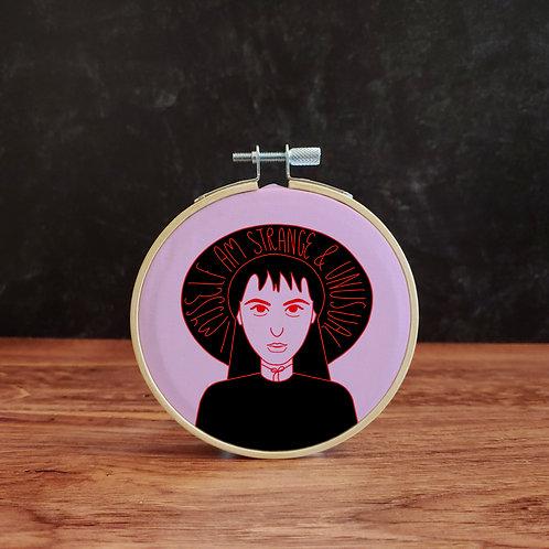 Lydia Deetz Embroidery Kit