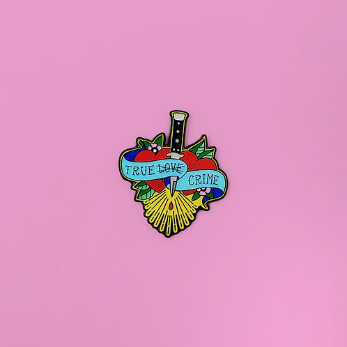 True Crime Color Pin