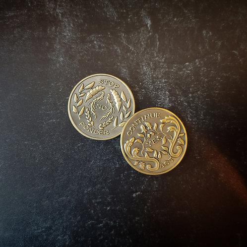 Tarot Coin