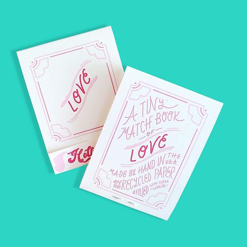 """Love """"Match"""" Book"""