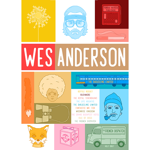 Wes Anderson Box!