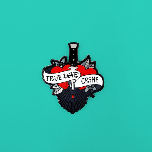 True Crime Pin