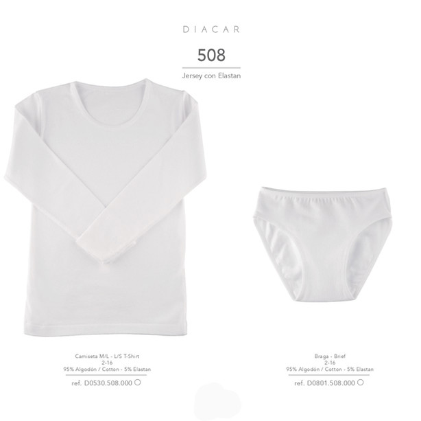 Diacar | 508 Girl