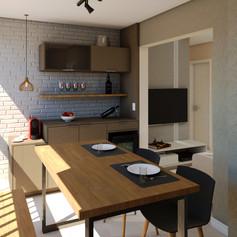 Apartamento FC