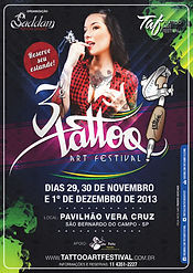 3º Tattoo Art Festival