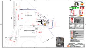 Projeto Técnico para Instalação e Ocupação Temporária