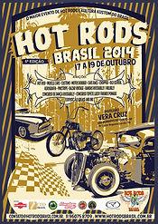 Hot Rods Brasil 2014