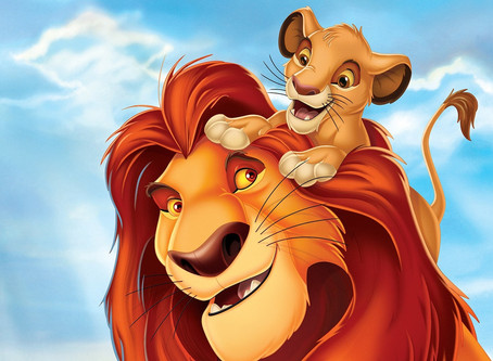 Some words of wisdom from The Lion King's Mufasa for Father's Day