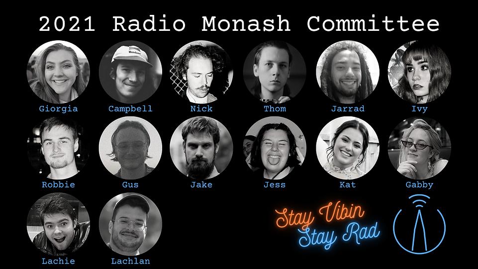 2021 Radio Monash Committee.png