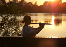 Flutes in the sun 2