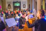 With my Flute Choir