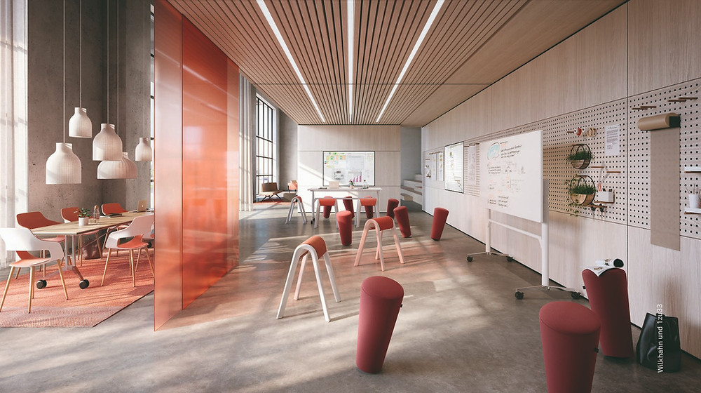 Transforming spaces with Wilkhahn's Sitzbock Occo Confair Timetable